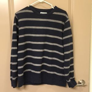 Men's Large Old Navy Stripe Sweater